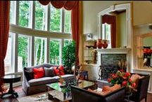 Perrino Living Room Design / Great Rooms, Family Rooms and Formal Living Spaces