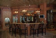 Perrino Wine Cellar, Bar and Theater Design / Built and Designed by Perrino Builders & Remodeling and Furnished by Perrino Furniture