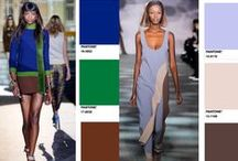 FW15/16 Color & Fashion / Trending colors and fashions for fall or autumn and winter 2015/2015