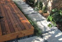 Decks, Steps, Stoops and A/C surrounds / Designed and Construction by Ravenscourt Landscaping & Design LLC