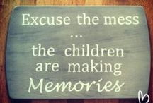 Parenting Quotes / Quotes about being a parent and family life.