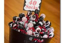 Fab Adult Party Ideas / decor, themes, cakes, food and drink ideas for more grown up parties