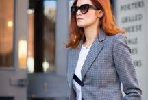 BUSINESS BADASS / Women in business should always dress like the badasses that they are truly are!