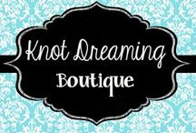 Knot Dreaming Boutique Clothing / Adorable boutique clothing at affordable prices!