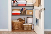 Organize & Clean / by Emily Haan