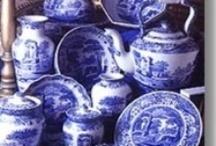 Blue Delft / by Patricia Rawlinson