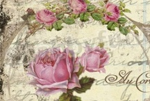Rose ideas and color recipes / Rose colors and ideas for Decorative Artists