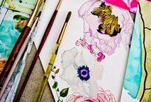 Crafts//DIY//Art / by Tamerra Lynn