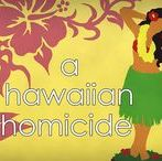 A Hawaiian Homicide Murder Mystery Party Ideas / Costume and party accent ideas for A Hawaiian Homicide murder mystery party from Shot In The Dark Mysteries:  http://www.shotinthedarkmysteries.com/a-hawaiian-homicide-murder-mystery-party-game/