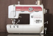 Sew Cool! / One day I'm gonna sit down and sew one of these projects I keep pinning! Lol!!