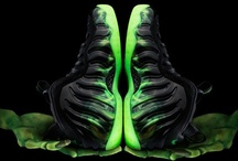 ParaNorman Foamposite / Nike x ParaNorman Air Foamposite One