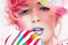 Candy Store PS / Lollipops, Cotton Candy, Ice Cream Cones, Cakes & Fun Candy Jewels paired with Brightly colored Pastel Fashion!!