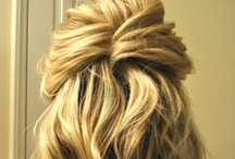 Fashionista: HAIR / Hair ideas / by Madison Anders