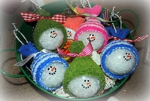 Crafting: SEASONAL / Crafts for every season / by Madison Anders