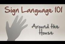 Education ASL / by Faith Finds