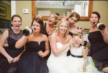 """Getting ready to get married! / We love having this intimate access to our couples preparing to say """"I do!"""""""