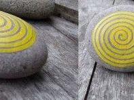 Rock Paint Scissors