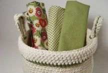 BASKETS FOR EVERYTHING 2 / by Mary Gatto