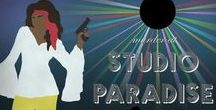 1970's-Era Disco Murder Mystery Party Ideas / Fun ideas for Shot In The Dark Mysteries' Murder at Studio Paradise mystery party theme, available at:  http://www.shotinthedarkmysteries.com/murder-at-studio-paradise-1970s-mystery-party-game/