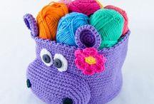 BASKETS FOR EVERYTHING / by Mary Gatto