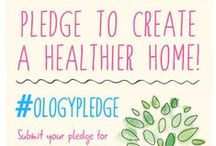 Healthy Home / Try just one action or one change to help create a healthier home for your family—like promising to use cleaning supplies with no harmful chemicals, starting to compost, or only buying organic! Be inspired by the ideas on this board.