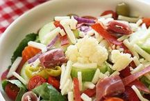 Cooking {Salads} / by The Nourished Olive