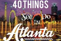 Atlanta Ga / Atlanta is the cultural and economic center of the metropolitan area, and the 9th largest metropolitan area in the United States. Atlanta is one of few US cities with permanent, professional, resident companies in all major performing arts disciplines: opera (Atlanta Opera), ballet (Atlanta Ballet), music (Atlanta Symphony Orchestra), and theater (the Alliance Theatre). Atlanta also attracts many touring Broadway acts, concerts, shows, and exhibitions catering to a variety of interests. / by Explore Talent