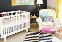 Baby Nursery / Baby Nursery Ideas and Decor