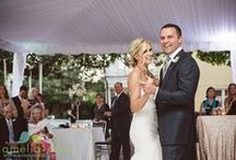 William Aiken House High Style Wedding / A palette of silver, blush and navy set the backdrop in the historic William Aiken House, part of Patrick Properties Hospitality Group @ppghcharleston in Charleston, South Carolina for this high style couple!