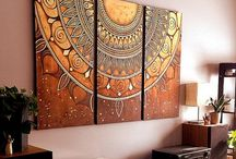 Living room lived in