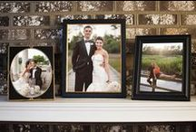 Just Hanging Around - tips for displaying prints! / So you've got your wedding pictures or family portrait session prints framed, or just have a lot of great pictures you want to display. Browse our layouts and tips to make sure your images get the presentation they deserve!