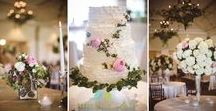 Tablescapes / Twinkling candles, fragrant blooms and stellar place settings!