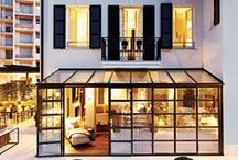 Great design - urban escapes / beautiful spaces & design - exterior   interior   some grand & some humble. / by Karyn Armour