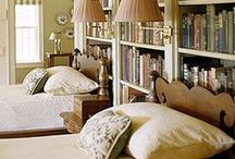 Dining, Sleeping & Bathing with Books... / by Karyn Armour