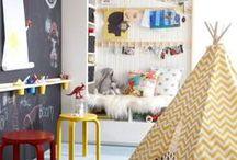 Bambino's Bedroom / by Jessica Hurst
