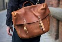 bags, purses, satchels, catch.alls, etc...... / by Karyn Armour
