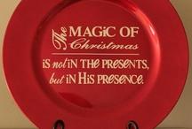 CHRISTmas! / by Lisa Sanders