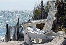 Beach House Ideas / by Kim Emory