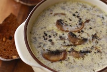 Food Porn - Soups & Stews / by Kendra Burt