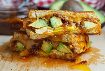 Food Porn - Sandwiches / by Kendra Burt