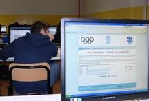 Olimpiadi di Statistica (13-14 marzo  2013) / Immagini delle selezioni nel nostro istituto per iIl primo giorno delle selezioni delle Olimpiadi di Statistica che coincide con il PiGreco Day