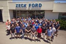 The Team at Zeck Ford / by Zeck Ford