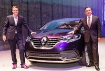 IAA Frankfurt Motor Show - Renault Design / It is rare to see a brand display six concept cars together on its stand. By doing so, Renault is expressing the culmination of a cycle and the success of its design renewal. The exhibition puts each life stage into perspective by bringing visitors a few simple keys to make the brand's approach easier to interpret.  / by Renault Official