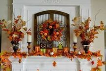 Everything Autumn / Fall & Thanksgiving: Crafts, Decorations & Treats / by Rachael Goodnite
