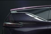 Birth of Initiale Paris concept car / by Renault Official