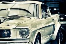 The Good Ol Fords / Here you can find the classic and vintage side of the Ford.  / by Zeck Ford