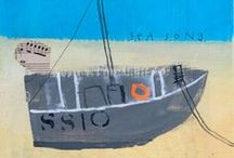 Cornwall truro background inspiration / by illustratedliving