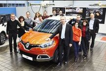 Birth of Renault Captur / Discover the design birth of Renault Captur. / by Renault Official
