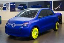 Birth of Twin'Z concept car / Discover the design birth of the Renault Twin'Z concept car. / by Renault Official