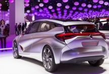 Renault EOLAB @Paris Motor Show / EOLAB is shining on the Renault stand at the Paris Motor Show! / by Renault Official
